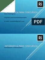 Informtica Para Concursos Mod 01 Interativo