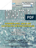 """Jornada técnica """"Gestión del agua de lluvia en zonas urbanas"""""""