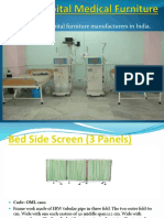 Hospital Medical Furniture Manufacturers