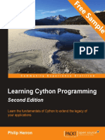 Learning Cython Programming - Second Edition - Sample Chapter