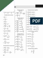 Formula Ecuaciones diferenciales
