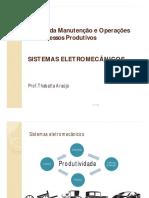 Aula Elementos Eletromecanicos