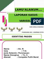 Lapkas Varisela