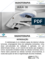 Aula 08 - (Radioterapia)