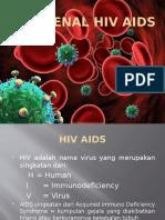 Hiv- Pengenalan