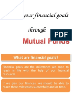Achieve Your Financial Goals Through Mutual Funds