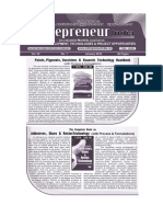 January 2016 Entrepreneur India Monthly Magazine