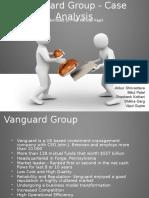 Vanguard Group - Case Analysis