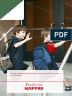 Informe de Inspección de Seguridad Vial en Centros Escolares de Ciudad Real