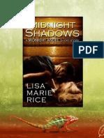 Lisa Marie Rice - Serie Medianoche 03,5 - Sombras de Medianoche