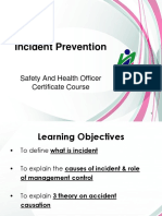 02 Incident Prevention