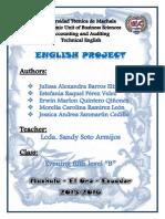 Proyecto de Ingles Completo