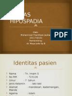 LAPKAS HIPOSPADIA