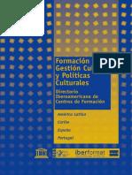 Libro Gestion Cultural