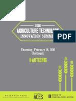 AgTech Booklet