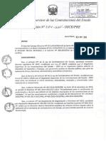 Directiva 021-2012- Certificacion de Funcionarios - Modificacion