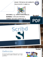 Generalidades Sobre Scribd