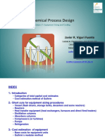 Process Equipment Sizing and Costing