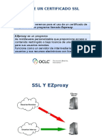 Ssl y Ezproxy
