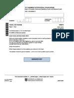 Unit 1 Ms- May 2014 - Mock Exam (1)