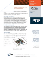 Mimix AXIEM Success Story