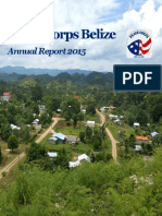 Peace Corps In Country Annual Report 2015 FINAL