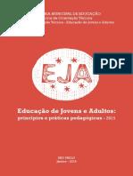 Educação de Jovens e Adultos Princípios e Práticas Pedagógicas