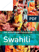 163116603 10 the Rough Guide Swahili Phrasebook