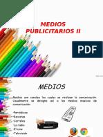 Medios Publicitarios II.
