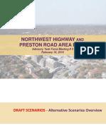NWHwy-Preston Alternative Scenarios