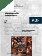 Artículo sobre el SICE publicado en la revista LAPIAZ, número 30