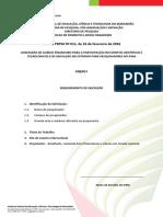 001 Programa Institucional REIT Edital PRPGI Nº 0112016
