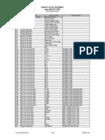 20F2041 Pick List