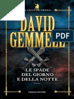 Drenai 11. Le Spade Del Giorno E Della Notte
