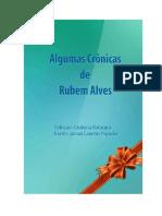 Algumas Crônicas de Rubem Alves Vol 1 Final