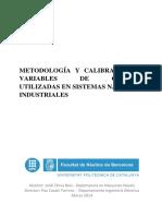 Metodolog a y Calibraci n de Variables de Control Utilizadas en Sistemas Navales e Industriales