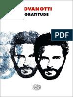 Gratitude - Lorenzo Jovanotti Cherubini