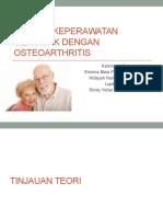 Asuhan Keperawatan Gerontik Dengan Osteoarthritis