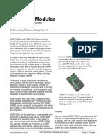 Bluetooth Module Manual