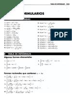 Formulario Completo de Matematicas 4