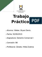 Sociedades Comerciales en El Nuevo Codigo Civil y Comercial