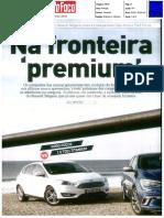 "NOVO RENAULT MÉGANE 1.6 dCi 130 FRENTE AO OPEL ASTRA 1.6 CDTI E FORD FOCUS 1.6 TDCI NA ""AUTO FOCO"""