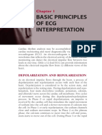 Priniciples of EKG Interpretation