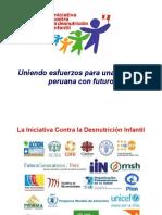 Principios de la Iniciativa Contra La Desnutrición Infantil_ppt2016