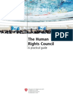 Human Rights Council Practical Guide En
