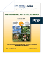 Boletín Agrometeorológico Mango_noviembre2015