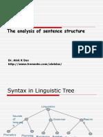 Syntax Treediagrams Ppt