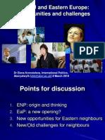 Presentation 08.03.10 Europe
