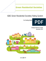 IGBC Green Residential Societies Rating System