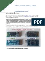 Riego de Jardines Mediante Arduino y Android